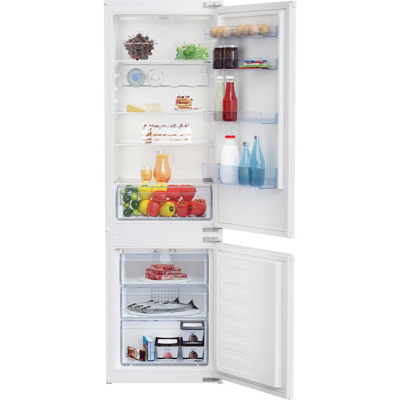 beko bcsd173 integrated 70 30 fridge freezer jack. Black Bedroom Furniture Sets. Home Design Ideas