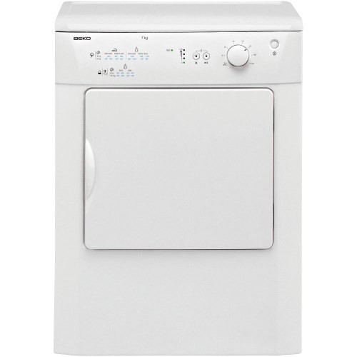 Beko DRVT71W 7Kg Vented Tumble Dryer