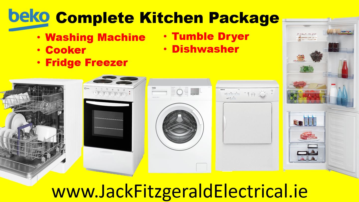 Beko Kitchen Appliance Packages