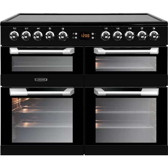 Leisure Cs100c510k Black Cuisinemaster 100cm Ceramic Range