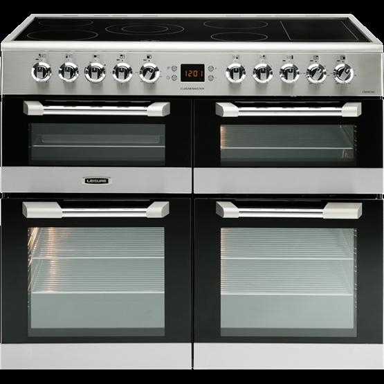 Leisure Cs100c510x S Steel Cuisinemaster 100cm Ceramic