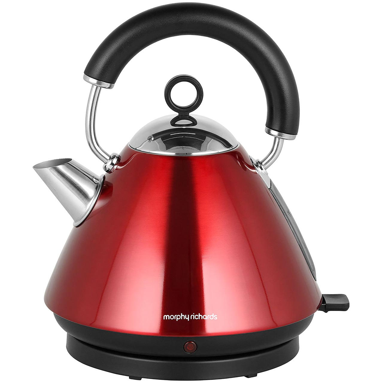 Morphy Richards Red Kitchen Accessories: Morphy Richards 102029 Accents Red Traditional Cordless