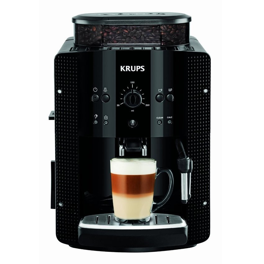 krups ea810840 espresseria bean to cup coffee machine. Black Bedroom Furniture Sets. Home Design Ideas